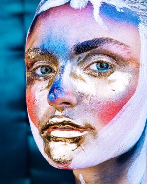 Porträt-Fine Art Print